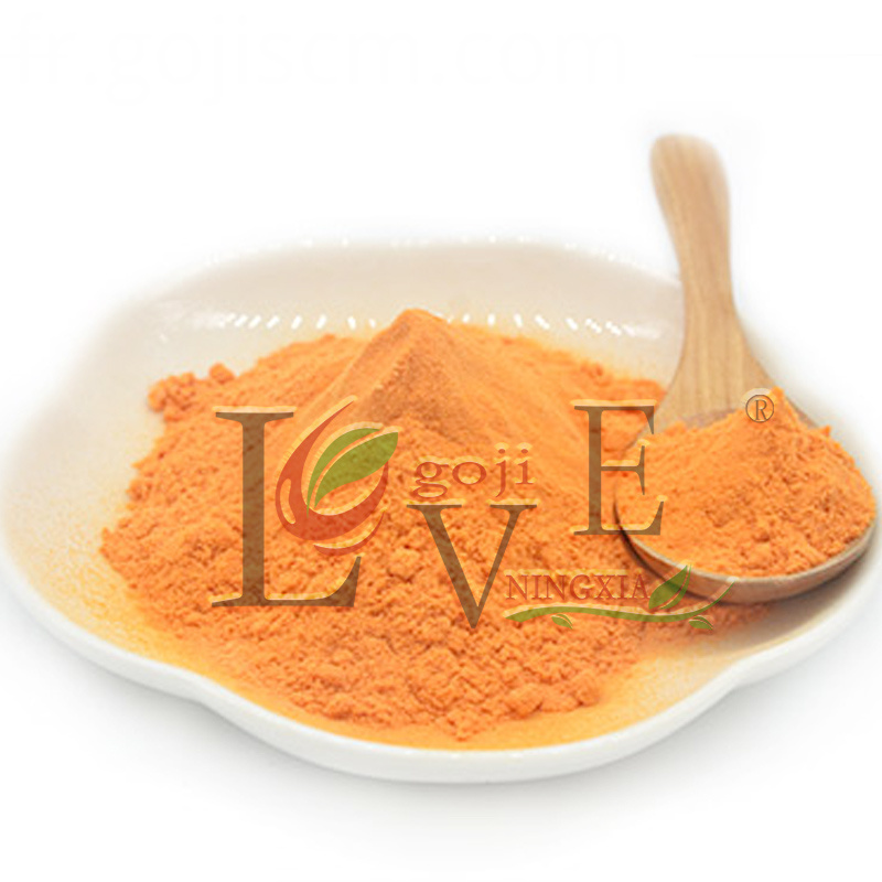Dried Natural Goji Powder beauty