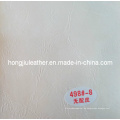 Weiß zerknitterte Möbel verwendetes Wachsöl-Leder