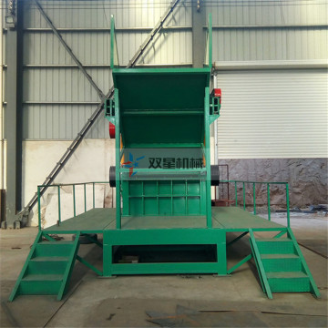 Scrap Steel Crusher Equipment Dijual