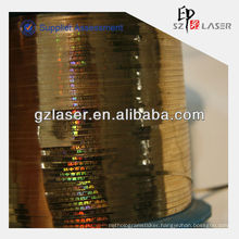 holographic tape easy tear off tape,roll holographic adhesive tape