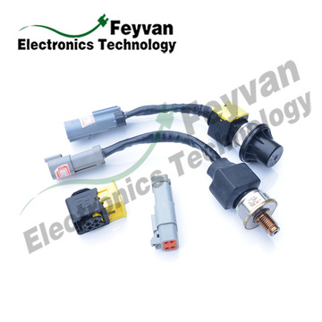 10 Years for Automotive Cable Assembly Automotive ABS Sensor Wire Harness supply to Turkey Exporter