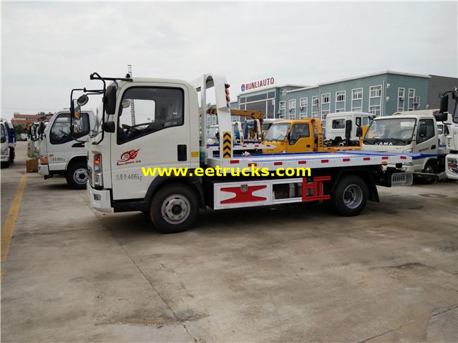 SINOTRUK Rescue Wrecker Trucks