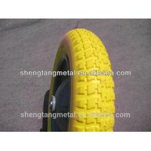 PU пены колесо 3.25-8 с высоким качеством и хорошая цена