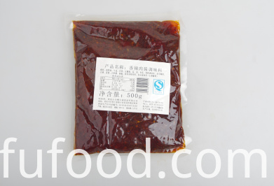 Spicy bolognese seasoning 500g