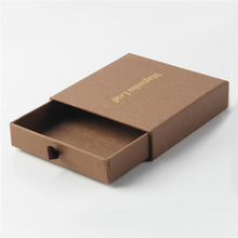 Confezione regalo in cartone Square Craft Chocolate Shipping