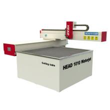1000mm * 1000mm kleine Wasserstrahl schneiden Mosaik Fliesen Maschine
