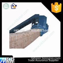 Bale density at 600-800kg Wallpaper baling machine