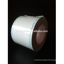 Heat sealing disposable Operation cap reel pouches