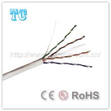 Ce Certificado UTP CAT6A Cable de red LSZH 305m / Roll