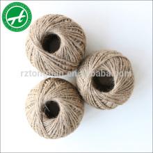 Corde de jute de corde de chanvre naturel pour métier artisanal