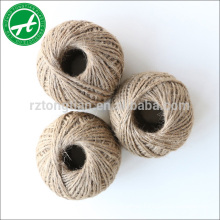 Natural hemp rope jute rope for handmade craft