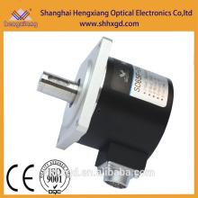 hengxiang encoder de la marca SC65F Sensor fotoeléctrico Precio Motor DC Encoder China R66S-15 LF / LFC 720 pulso 720ppr