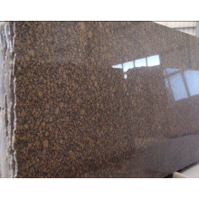 Stone Baltic Brown Granite Slab for Countertop, Floor, Wall