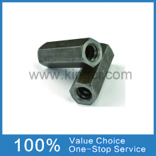 Formwork connect tie rod nut
