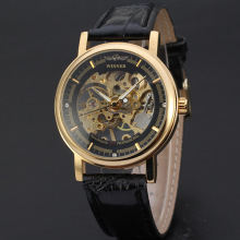 professional watch manufactory winner classical automatich mechanical watch