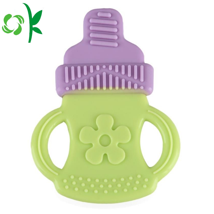 Embossed Baby Teether
