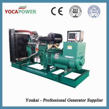 500kw poder gerador diesel elétrico com motor Yuchai