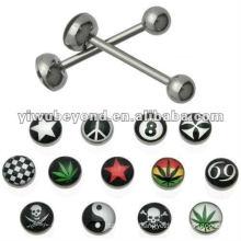 316L Stainless Steel Body Piercing