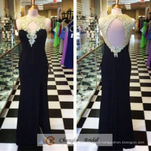 High Quality Factory Wholesale Women Elegant Hot Fashion Sexy Sequins Evening Gown