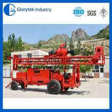 Gl-III Zf Direct & Reverse Trailer Mounted Drill Rig