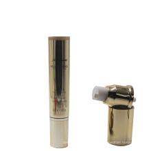 tubo de creme vazio de bomba de ar sem ar série de alumínio plástico