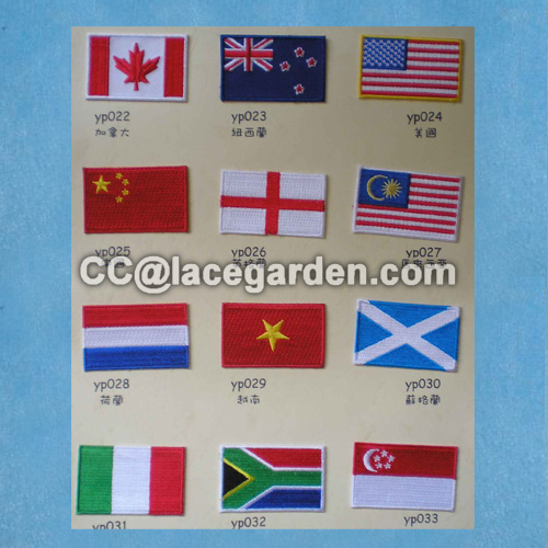 Classical Flags Design Self Adhesive Series
