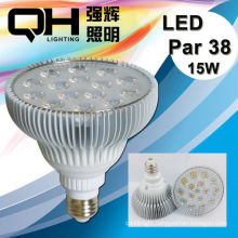 Aluminum 15W Led Par38 Light 1500lumens Par Light