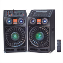Top Selling PA Bluetooth Speaker 666t Loudspeaker with Bluetooth