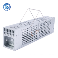 Humane Rat Rodent Control Catcher Mouse Trap Cage