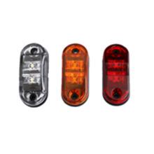 Lámpara de freno de la luz del marcador del lado del carro del LED / de la combinación