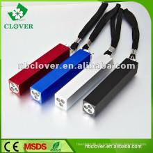 Aluminiumlegierung 12000-15000MCD mini leistungsstärkste geführte Taschenlampenfackel