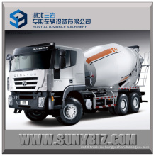 10 Cubic Mixing Tank Truck 6X4 Автобетоносмеситель