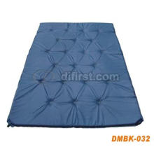 Outside Self-Inflating Air Mattress for Travel or Camping