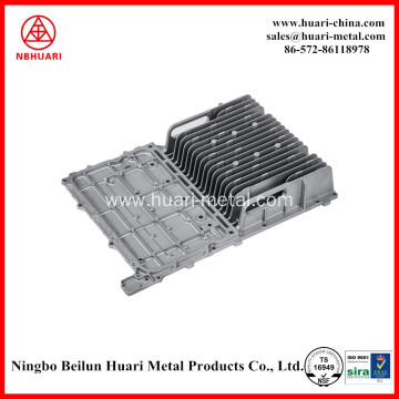 Precision Aluminum Heat Sink
