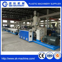 HDPE Plastic Pipe Extrusion Line Production Line PE Pipe Making Machine
