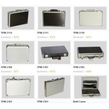 Aluminum Material Briefcase (XY027)