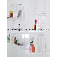 Functional Acrylic Rack Stand / Display for Toys, Book, Flower etc