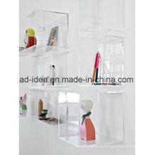 Функциональный акриловый шкаф стойки индикации для игрушек, книг, цветов и т. д.
