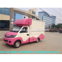 2015 Hot Sale Karry mini mobile food vending truck with best price