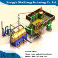 Engine+oil+refining+to+base+oil+distillation+equipment