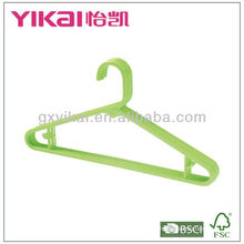 2013 hot selling plastic hanger