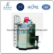 Vertical Natural Circulation Gas Boiler (500-4000kg/h)