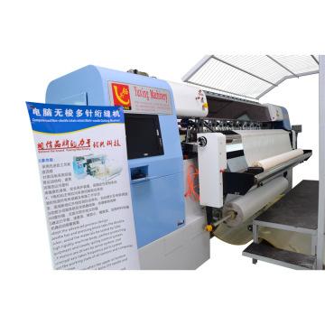 Yuxing 1200rmp Chain Stitch Quilting Machine for Mattress
