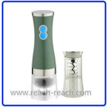 Кухня мельница, соль & мельница для перца с колбу нож (R-6010)