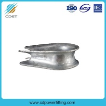 Thimble Clevis for Preformed Clamp
