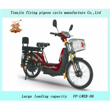 Durable E-Bikes Heavy Duty Electric Bicycles (FP-EB-004)
