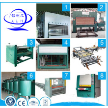 Veneer Laminating Hot Press Machine