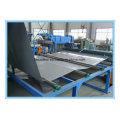 Membrana impermeável a PVC com fibra de poliéster reforçada
