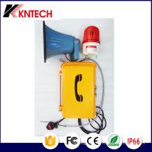 Annonce publique Téléphones Indicateur de haut-parleur 15W Knsp-08L Kntech