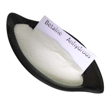 Poudre de chlorhydrate de bétaïne additive d'alimentation animale de prix raisonnable